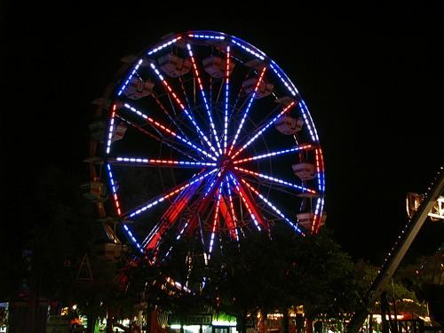 Chasco Fiesta Ferris Wheel-1